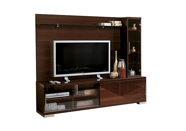 Rossini Capri Entertainment Unit Alf Furniture Village