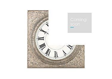 Roza Wall Clock in  on Furniture Village