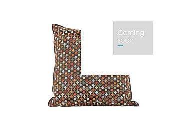 Rustle Cushion in  on Furniture Village