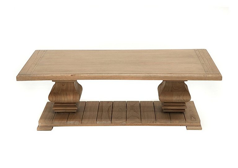 Revival Waterloo Coffee Table in  on Furniture Village