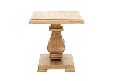 Revival Lancaster Gate Side Table in  on Furniture Village