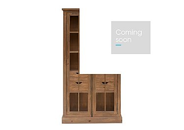 Revival Brixton Bookcase in  on Furniture Village