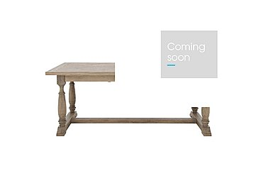 Riviera Extending Dining Table in  on Furniture Village