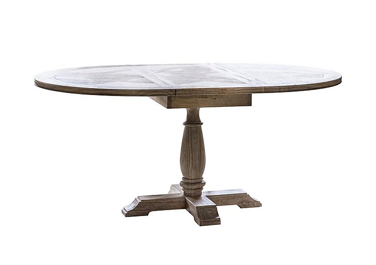 Riviera Round Extending Dining Table