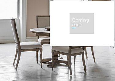 Riviera Round Extending Table with 4 Side Chairs in  on Furniture Village