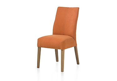 Santorini Fabric Dining Chair in  on Furniture Village