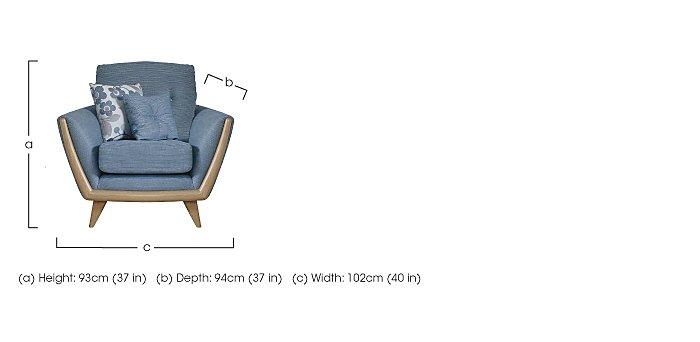 Scandi Chair in  on Furniture Village