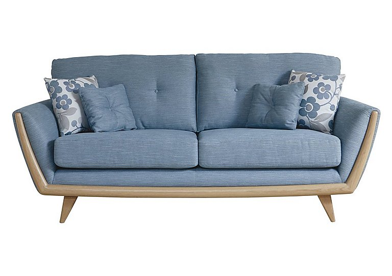 Scandi 3 Seater Sofa in  on Furniture Village