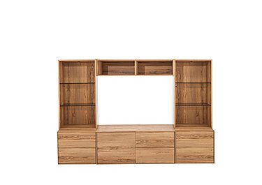 Scope Bridge Shelf Furniture Village