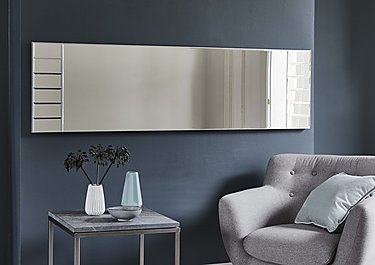 Tall Serenity Mirror in  on Furniture Village
