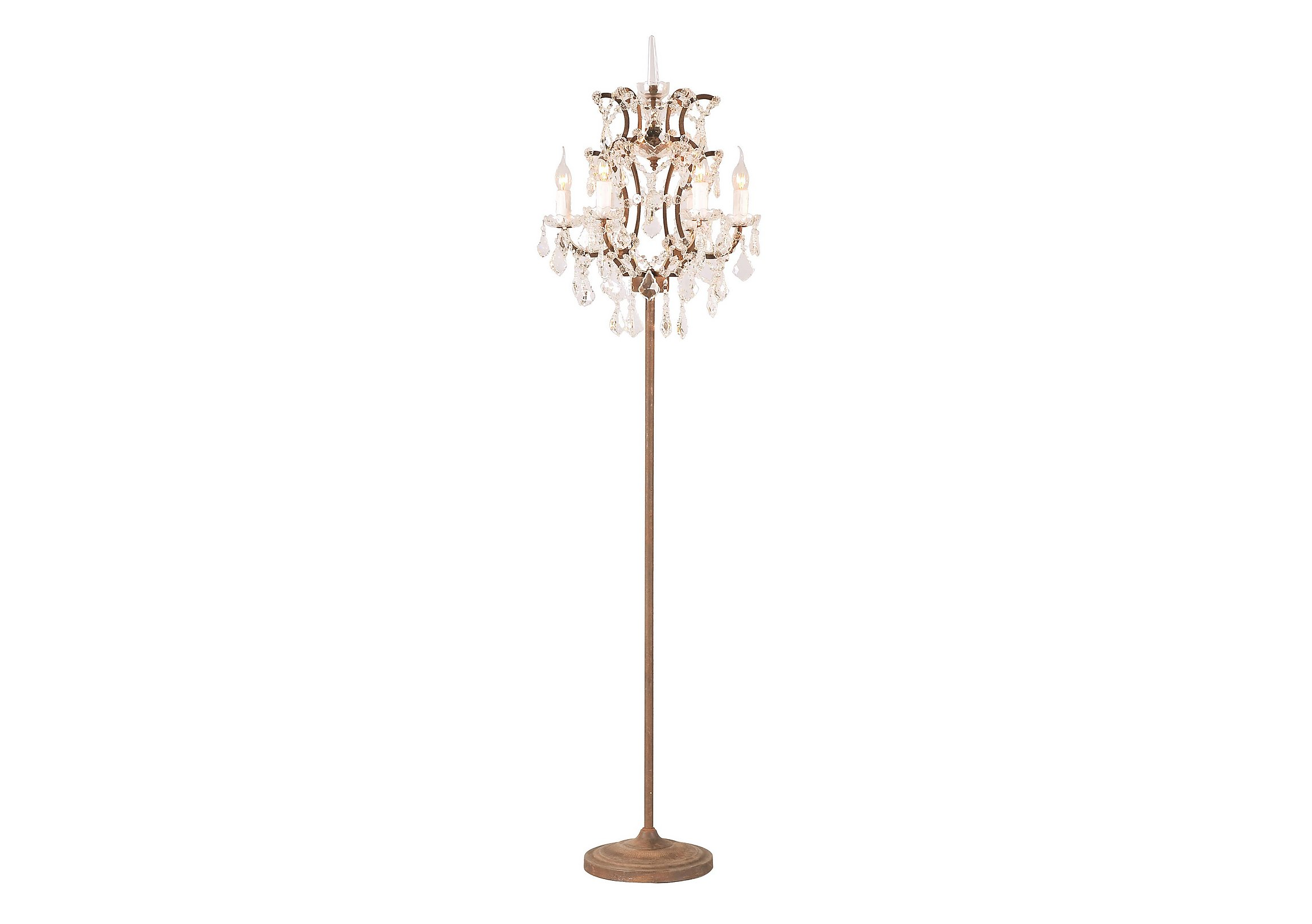 Shaftesbury chandelier floor lamp halo furniture village shaftesbury chandelier floor lamp loading images aloadofball Image collections