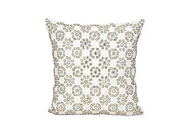 Shimmer Starshine Cushion in  on Furniture Village