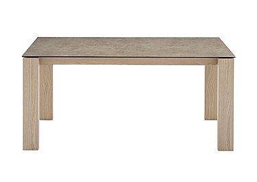 Sigma Extending Dining Table in  on Furniture Village