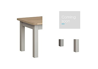 Somerset 130cm Extending Dining Table in  on Furniture Village