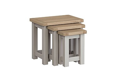 Somerset Nest of Tables in  on Furniture Village