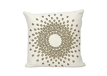Sunburst Cushion in  on Furniture Village