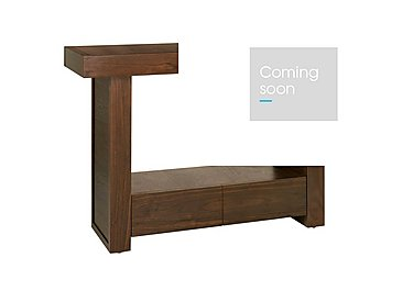 Sorrento Console Table in  on Furniture Village