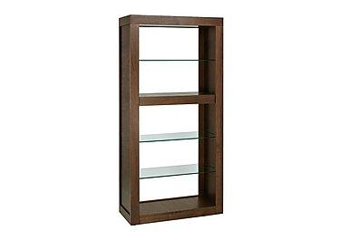 Sorrento Open Display Cabinet in  on Furniture Village