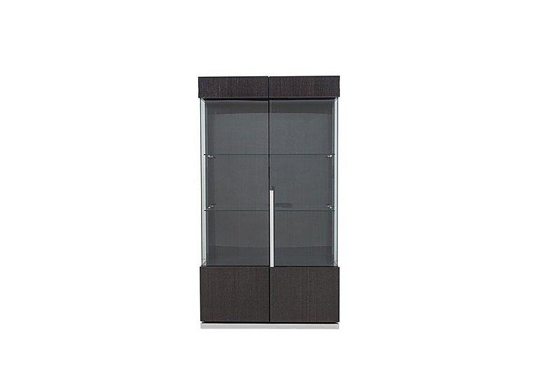 St Moritz 2 Door Curio Cabinet in  on Furniture Village