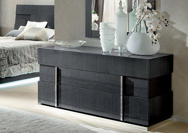St Moritz 3 Drawer Dresser - ALF - Furniture Village