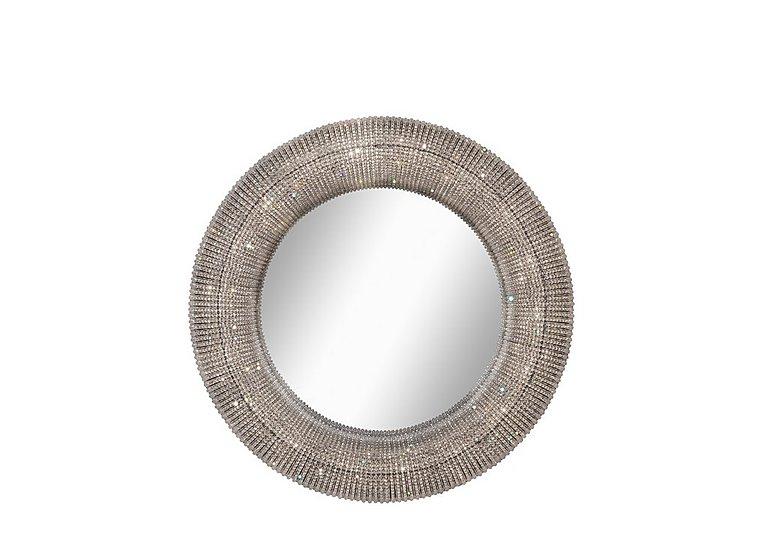 Saturn Small Mirror in  on Furniture Village
