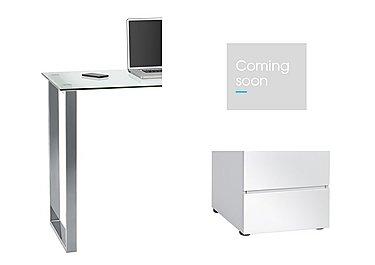 South Street 80 Computer Desk in  on Furniture Village