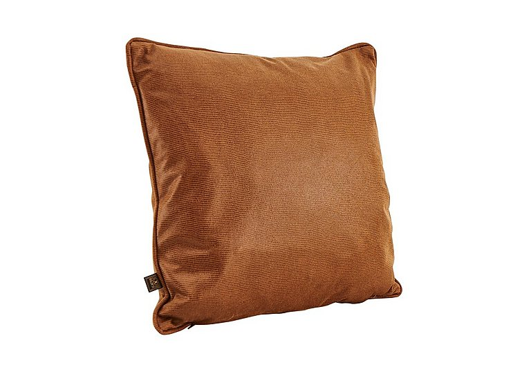 Tactile Tan Cushion in  on Furniture Village
