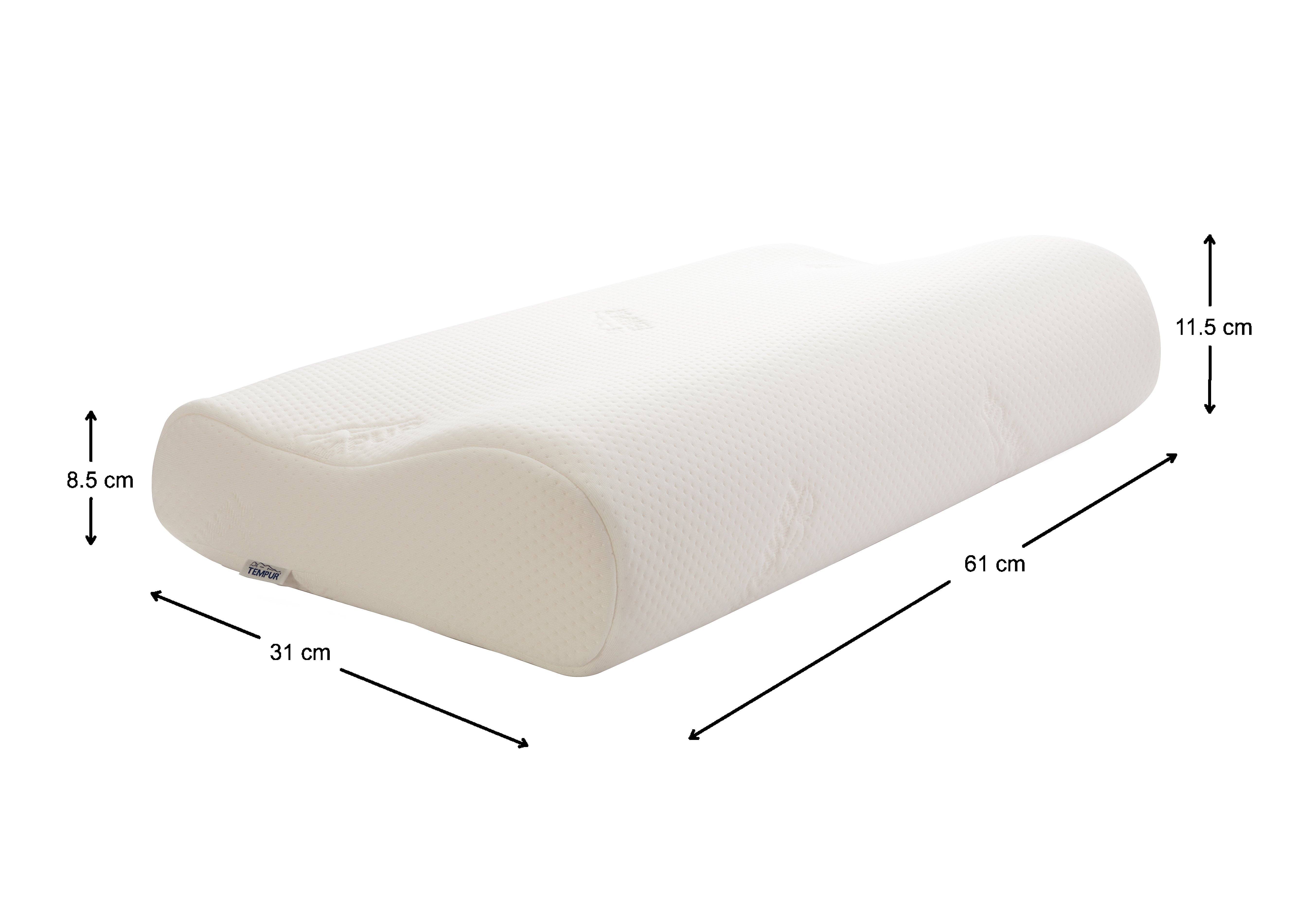 Comfort Pillow Original Large in  on Furniture Village