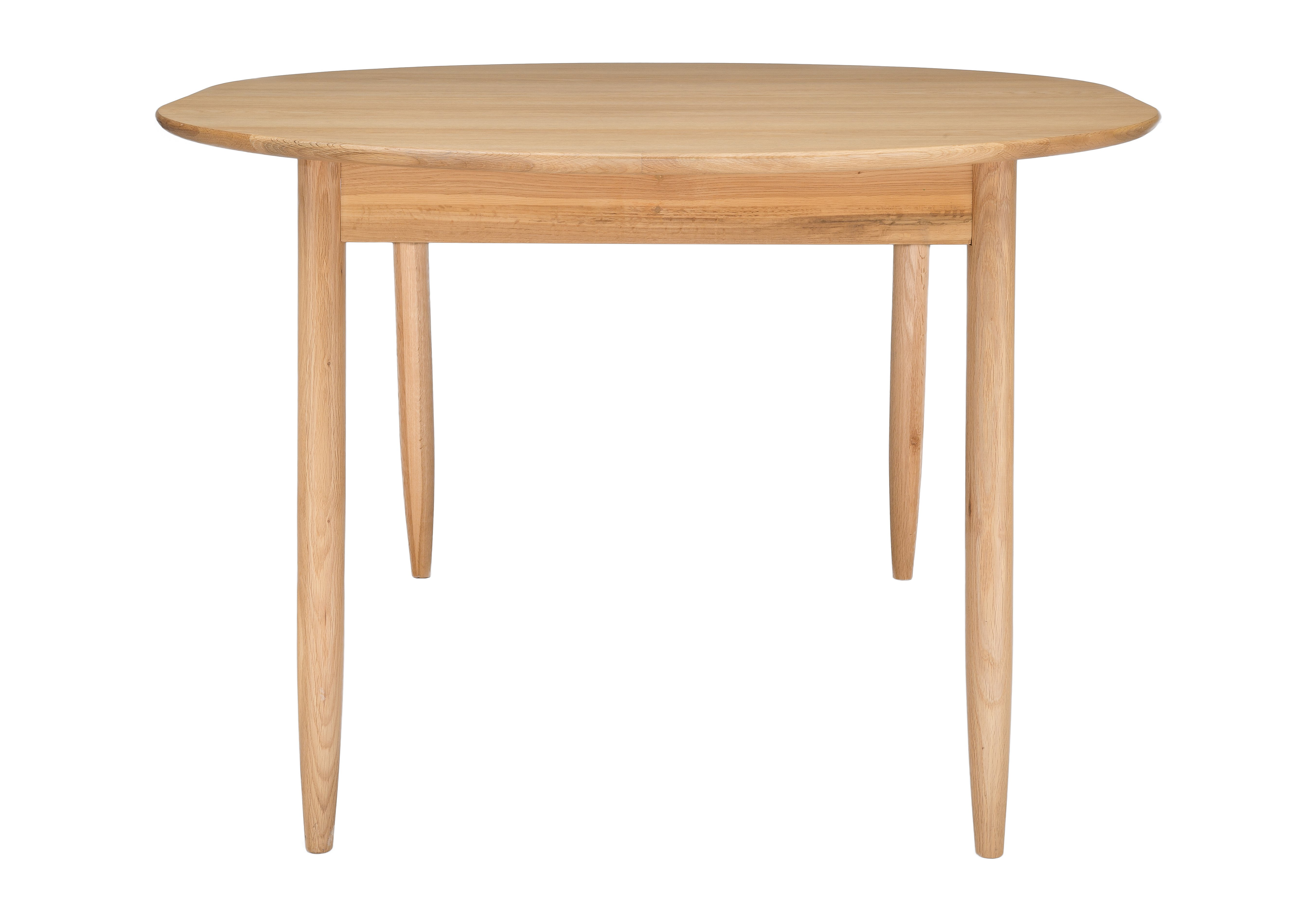 Small Extendable Dining Table Teramo Small Extending Dining Table  Ercol  Furniture Village