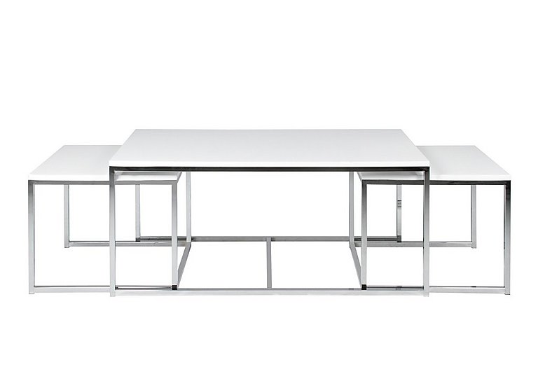 Tetrus Coffee Table Set in  on Furniture Village