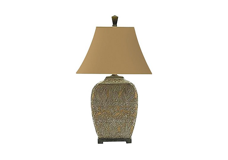 Le Tigre Table Lamp in  on Furniture Village