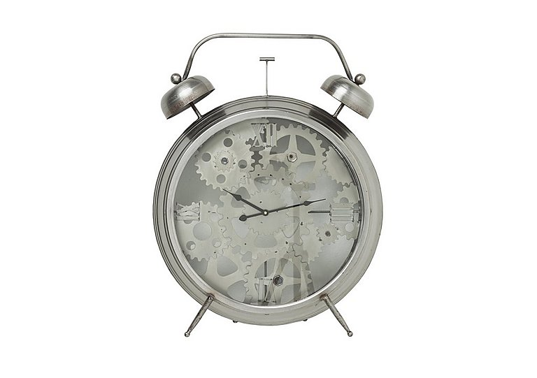 Think Tank Wall Clock in  on Furniture Village