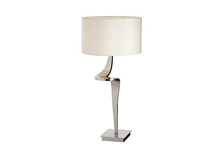 Tessa Left Table Lamp in  on Furniture Village