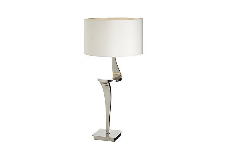 Tessa Right Table Lamp in  on Furniture Village
