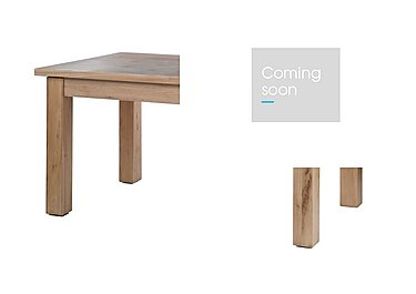 Tuscan Hills Large Extending Dining Table in  on Furniture Village