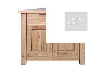 Tuscan Hills Corner Cupboard in  on Furniture Village