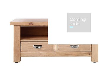 Tuscan Hills Entertainment Unit in  on Furniture Village
