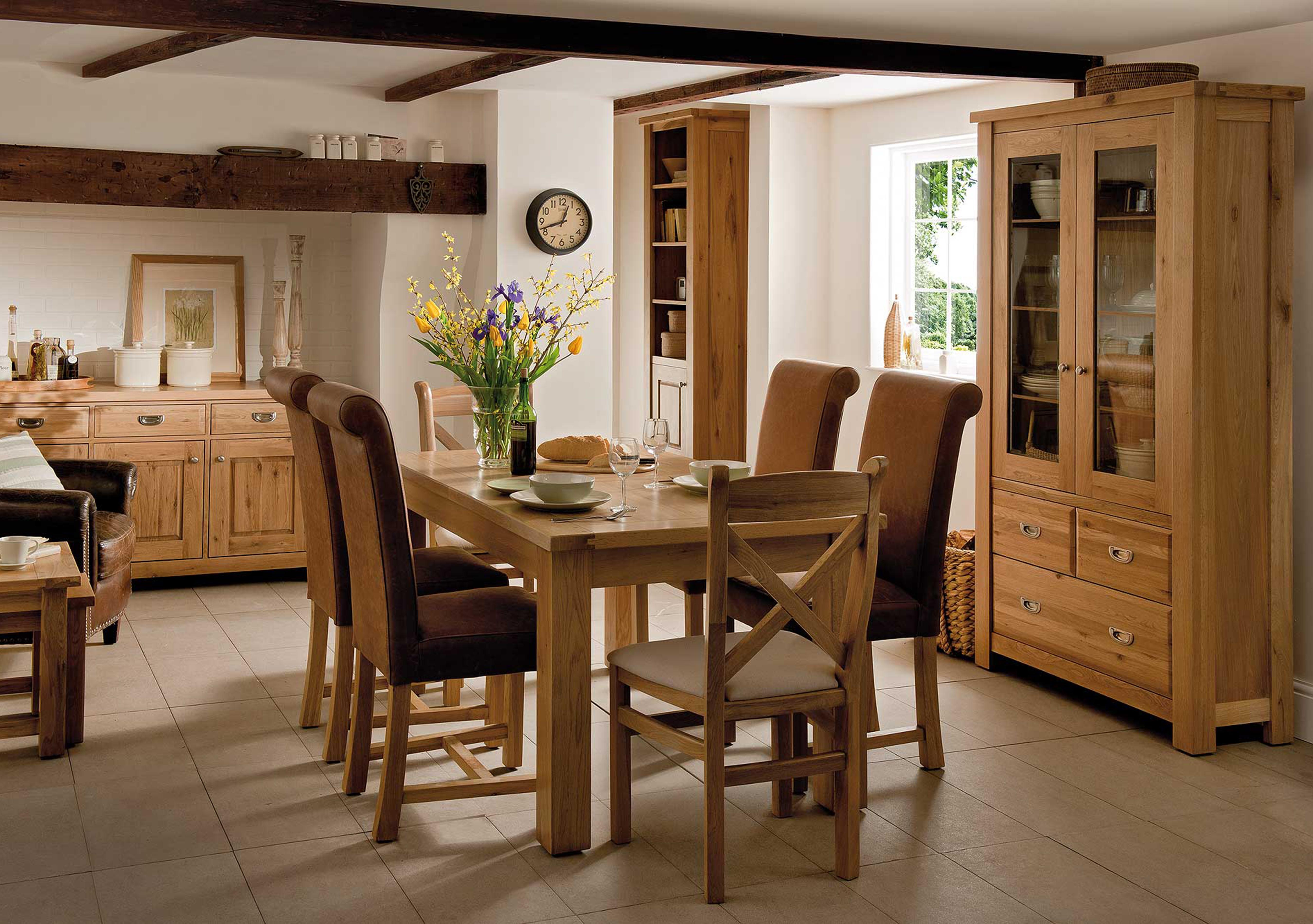 Tuscan Hills Glazed Display Unit   Willis And Gambier   Furniture Village Part 82