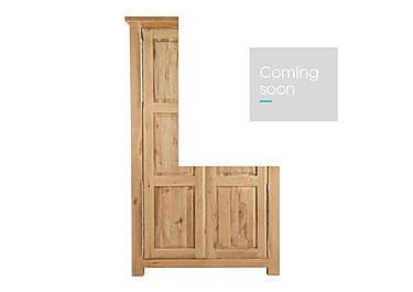 Tuscan Hills Premium Double Wardrobe in  on Furniture Village
