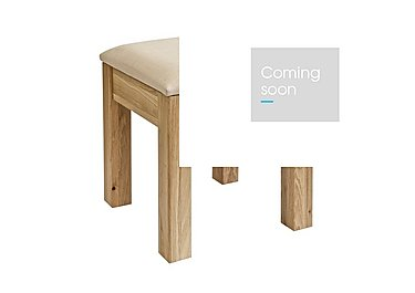 Tuscan Hills Bedroom Storage Stool in  on Furniture Village