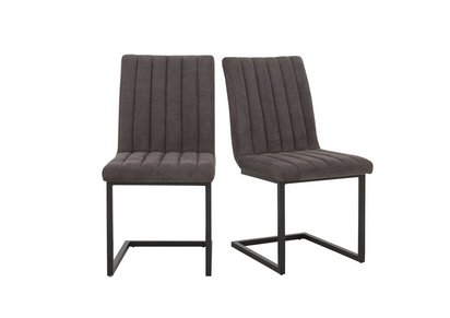 Tucson Pair Of Dining Chairs Furniture Village