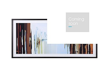 Urban Abstract Framed Picture in  on Furniture Village
