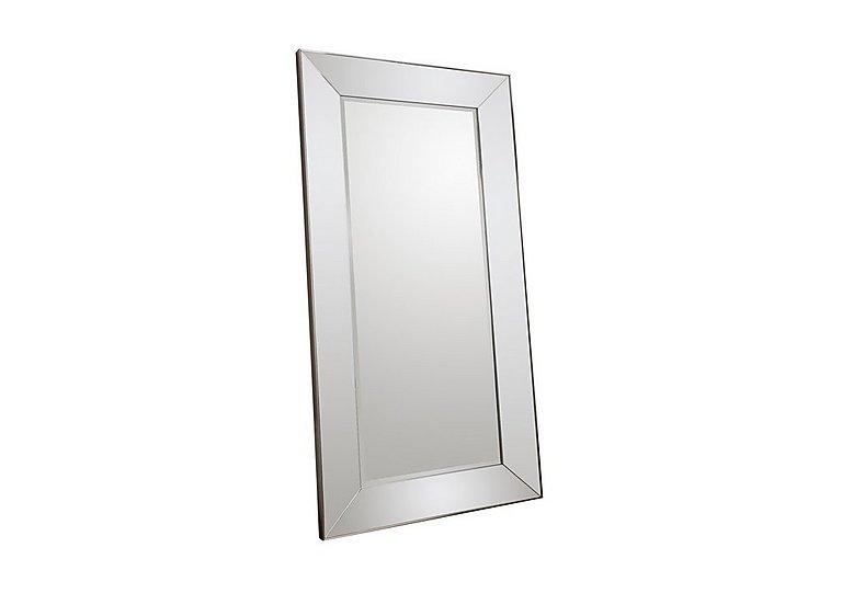Vasto Leaner Mirror in  on Furniture Village