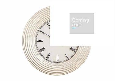 Vaughan Clock in  on Furniture Village