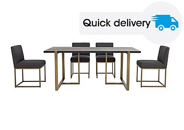 Wood Dining Table And Chairs Sets