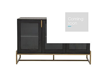 Vogue 3 Door Sideboard in  on Furniture Village