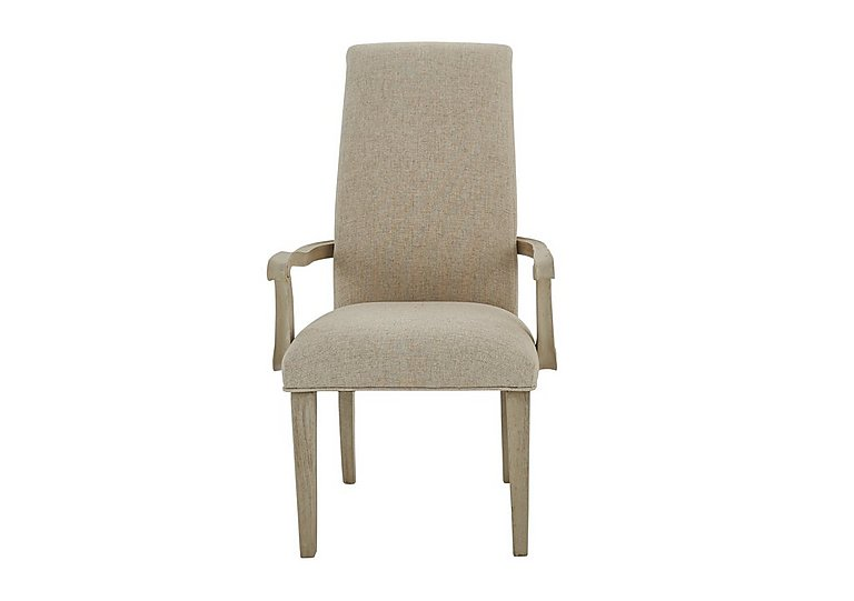 Vermont Upholstered Carver Dining Chair in  on Furniture Village