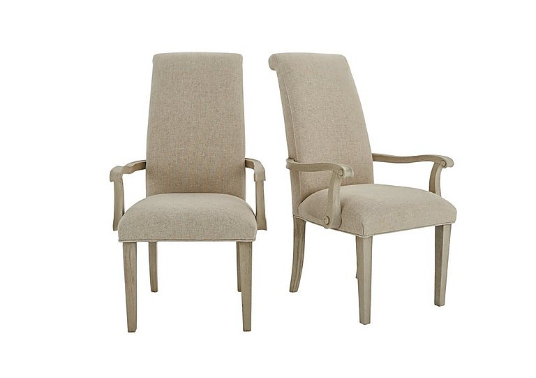 Vermont Upholstered Carver Dining Chair Furniture Village - Carver dining chairs