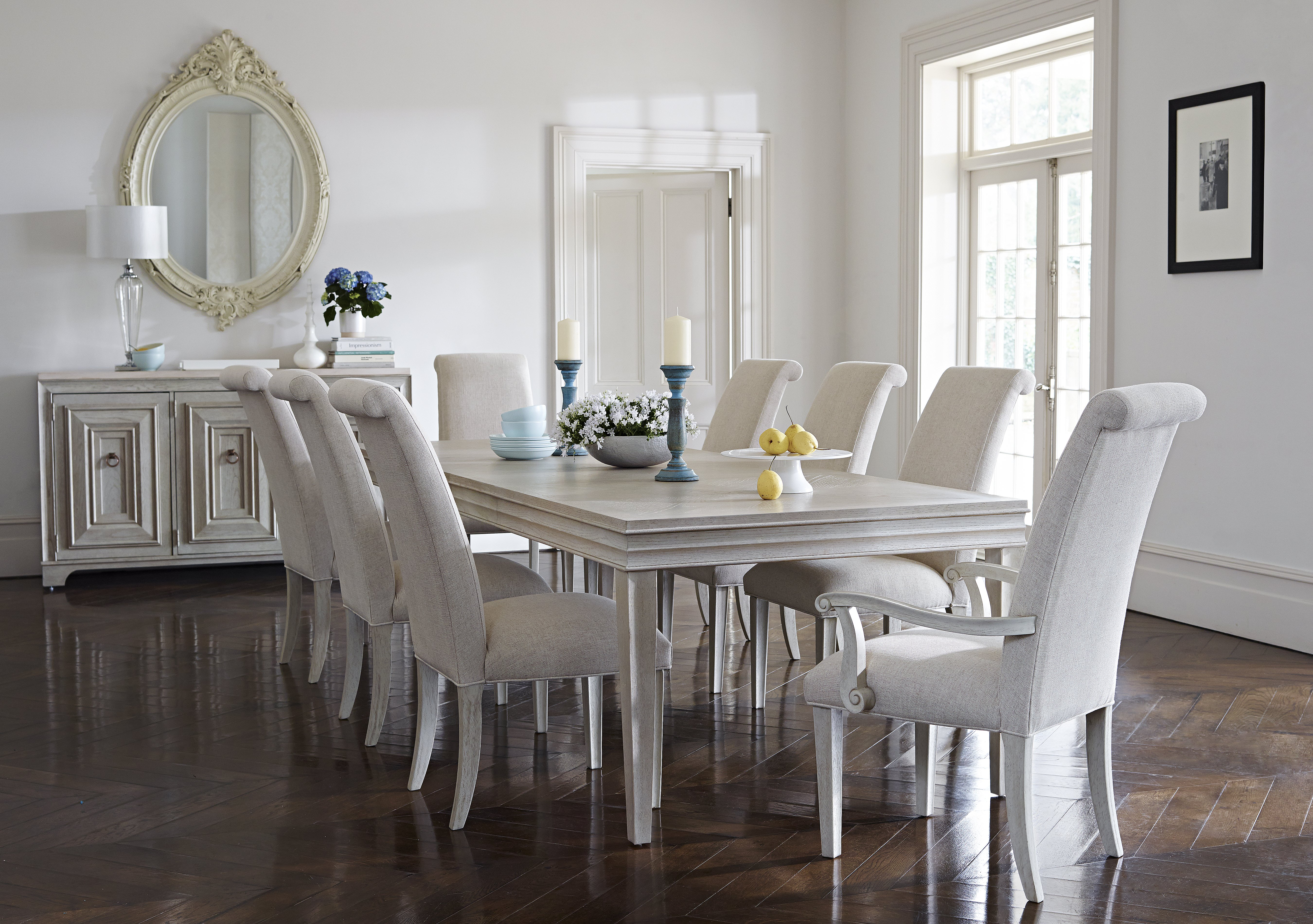 Vermont Extending Dining Table Willis and Gambier Furniture