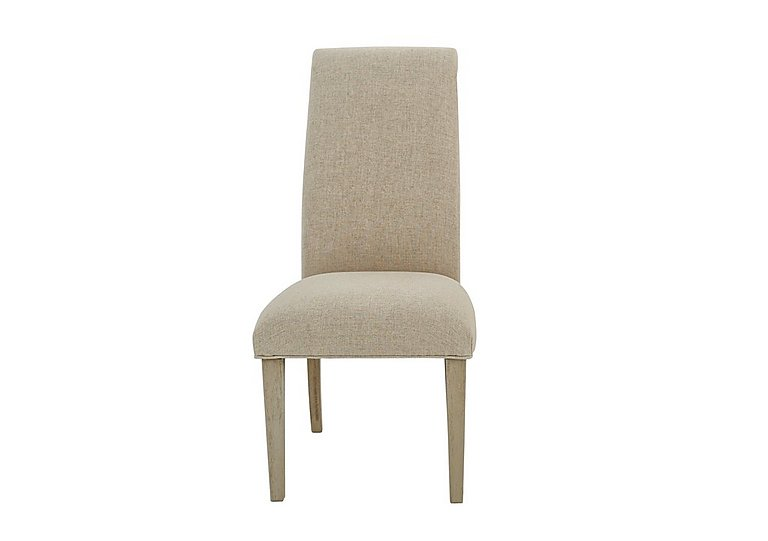 Vermont Upholstered Side Dining Chair in  on Furniture Village